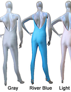 Nylon/Lycra Camisole V Back Dance Unitards More Colors for Girls and Ladies