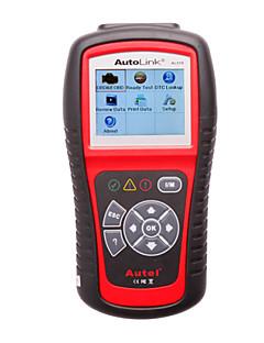 2015 Hot Rated Original Autel AutoLink AL519 OBDII and Diagnostic Tool