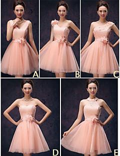 Mix & Match Dresses Lace Short/Mini 5 Styles Formal Evening Dresses