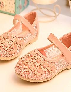 Oxford-kengät - Tekonahka - Pinkki/Punainen/Beesi - Comfort/Mary Jane
