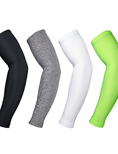 Arm Warmers Bike Breathable / Thermal / Warm / Quick Dry / Anatomic Design / Ultraviolet Resistant / Compression / Limits Bacteria Unisex