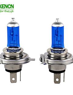 nuovo h4 xencn 12v filtro UV ad alta potenza 100 / 90w 5300K xeno auto luce blu diamante alogena super auto bianca