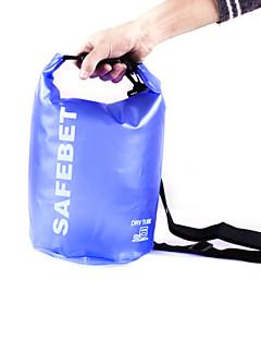 5 L Vodotěsný Dry Bag Travel Duffel Suchý pytel Voděodolný Plynoucí Kompaktní Multifunkční pro Plavání Plážové Survial Bezpečnost Outdoor