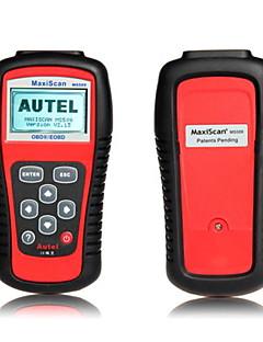 apoyar autel ms509 coche herramienta de diagnóstico del escáner lector de código obd2 maxiscan multi-idioma