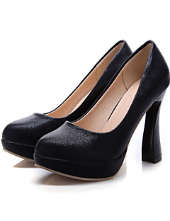 Women's Shoes Stiletto Heel Heels Pumps/Heels Wedding/Party & Evening Black/Silver/Gold