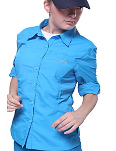 QuickDry Breathability manches longues Tactel shirt EAMKEVC-femmes