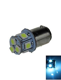 1X Ice Blue 1157 BAY15D 8 5050 SMD LED Brake Turn Signal Rear Light Bulb Lamp DC 12V E001