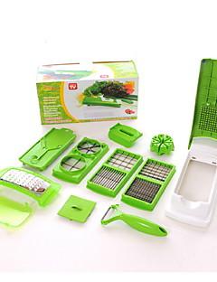 1 db Cutter & Slicer For Növényi Szilikon Több funkciós / Kreatív Konyha Gadget / Újdonságok