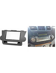 bilradio fascia for toyota highlander Kluger stereo facia installationsfitting dash kit dvd cd trim