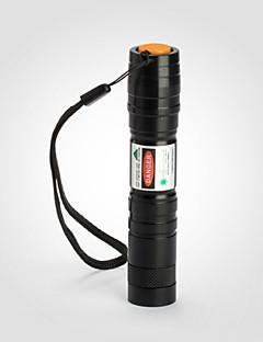 2010 High Power Green Laser Pointer 532nm Adjustable Focus Burn Matches
