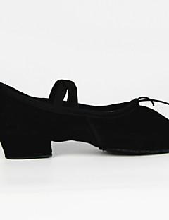 שמש ליסה בד של יוגה לנשים פיצול היחיד עם נעלי ריקוד גור (יותר צבעים)