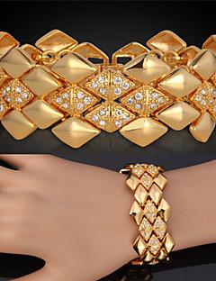 Mulheres Pulseiras em Correntes e Ligações Bracelete Pulseiras Vintage bijuterias Multi Camadas Jóias de Luxo Cristal Strass Pedaço de