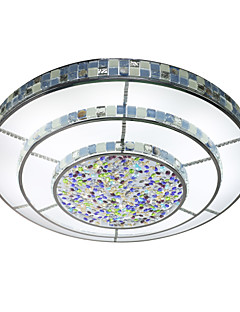 No Remote Control 80 Watt LED Ceiling Lamp Diameter 80 Cm Air Three Layer of The Living Room Lamp