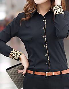 יומיומי נשים - חולצות טי ( משי/פוליאסטר )