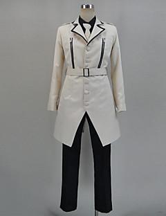 Disfraces Cosplay - Tokyo Ghoul - de Otros - Abrigo/Camisas/Pantalones/Corbata/Cinturón -