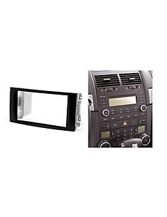 autoradion fascia Volkswagen vw Touareg multivan transporter stereo facia keskusyksikkö asentaa fit kojelauta Kit dvd cd trim