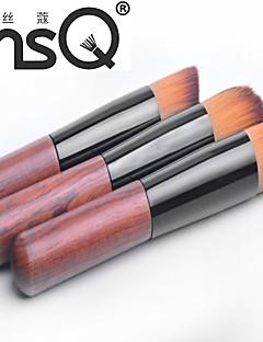 msq®high Qualität Einzel kosmetische abgewinkelten founctional Pinsel