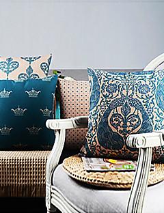 set de 4 élégantes vie décoratifs taies d'oreiller de votre altesse