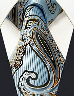 Muž Umělé hedvábí Na běžné nošení Kravata