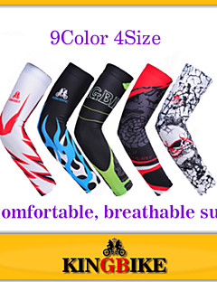 Arm Warmers Bike Breathable / Windproof / Ultraviolet Resistant / Anti-Insect / Wearable / High Breathability (>15,001g) / Sunscreen