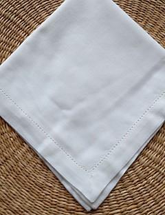 Bulk Monogrammed Wedding Napkins, Embroidered Cloth Napkins, Wedding Linens, Wedding Gift Monogrammed Mapkins  Cotton