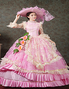 Steampunk®Classic 18th Century Marie Antoinette Inspired Dress Victorian Dress Halloween Party Dress