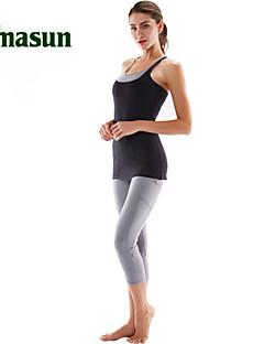Ioga Conjuntos de Roupas/Ternos Calças + Tops Elástico em 4 modos / Suavidade / Sensação de Sustentação / Compressão por Partes Stretchy