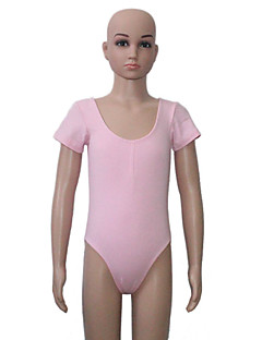 Cotton/Lycra Long Sleeve Ballet Dancing Leotards with Drawstring Front More Colors for Girls and Ladies