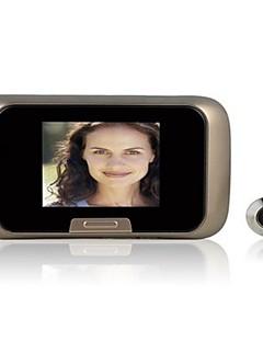 2.8inch TFT Door Camera Friendly Menu Wireless Door Peephole Camera Visual Doorbell