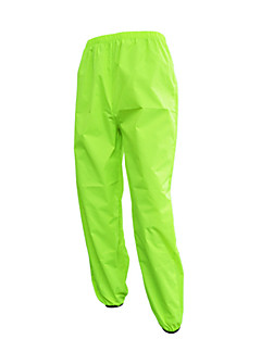EEDA® Cycling Pants Unisex Waterproof / Quick Dry / Windproof / Ultraviolet Resistant / Rain-Proof Bike Bottoms Terylene SolidCamping /