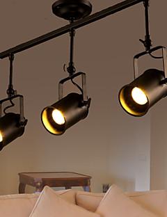 Lampe suspendue - Contemporain - avec LED / Style mini - Métal