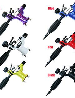 dragonfly roterende tatovering maskingevær 7 farver legering tatovering pistoler til liner shader (rør ikke inkluderet)