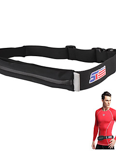 Bike BagWaist Bag/Waistpack / Cell Phone BagWaterproof / Quick Dry / Waterproof Zipper / Reflective Strip / Dust Proof / Moistureproof /