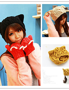 C&C WomenCute Warm Knitted Hat