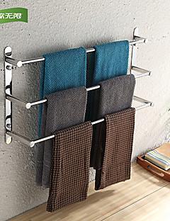 Barre porte serviette collection salle de bains for Porte 60 pouces