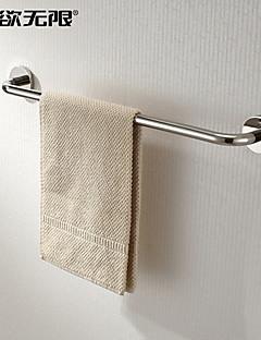 weiyuwuxian® finition inox poli brillant barre de serviette unique