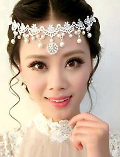 Women's Alloy Headpiece-Wedding Special Occasion Headbands
