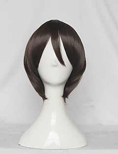 A Boring World Where the Concept of Dirty Jokes Doesn't Exist Tanukichi Okuma Short Cosplay Wig