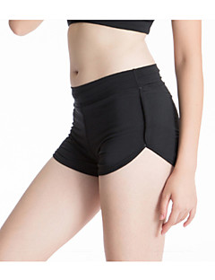 Cycling Padded Shorts Women's Breathable / Quick Dry / Sweat-wicking Bike Shorts Solid Yoga