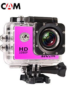 SJCAM SJ4000 Action Kamera / Sport-Kamera 12MP 4000 x 3000 LCD / Wasserdicht / Multi-Funktion / Weitwinkel 30fps 4X 2 CMOS 32 GB H.264