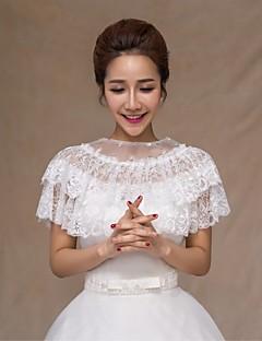 Wedding Lace Collars Wedding  Wraps