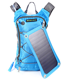 Glory Solar®Backpack with 7Watts Solar Charger and 1.8L Water Pack For  Charging for Mobile Phones, Tablets, etc.