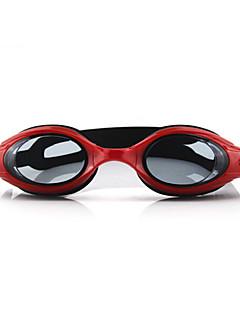 FEIUPE Úszás Goggles Női / Men's / Uniszex Páramentesítő / Vízálló / Állítható méret / UV-védő Szilícium-dioxid gél PCRózsaszín / Kék /