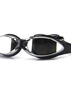 FEIUPE svømmebriller Dame / Herre / Unisex Anti-Tåge / Vandtæt / Justerbar Størrelse / Anti-UV / Polariseret Linse Silika Gele PCSort /