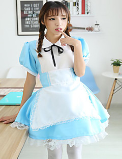 Alice Maid Put Cosplay Costume Anime Lovelive Role Playing Costumes