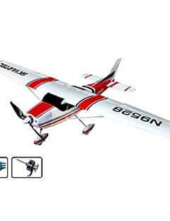 Skyartec rc avión Cessna sin escobillas kit ARF (ap03-1)