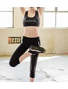 Outros®Ioga Sutiã wicking Elasticidade Alta Wear Sports Ioga / Fitness / Natação / Corridas / Corrida Mulheres