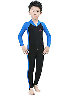 Others Kid's Diving Suits / Rash guard / Wetsuit Skin Diving Suit Ultraviolet Resistant / Quick Dry / Anti-Eradiation Dive Skins3 to 3.4