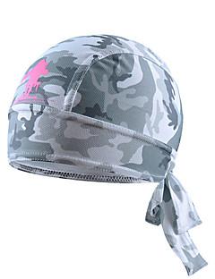 כובע מצחייה לרכיבה על אופניים כובעים בנדנה אופניייםנושם ייבוש מהיר עמיד אולטרה סגול נגד חרקים נגד חשמל סטטי מגביל חיידקים בד קל מאוד תומך