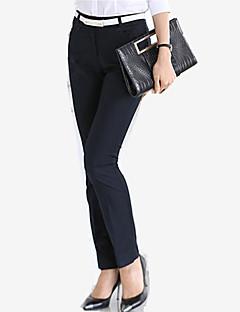 Werk-Polyester-Micro-elastisch-Kostuum-Broek-Vrouwen